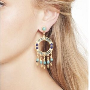 Stella & Dot Katelyn Chandelier Earrings